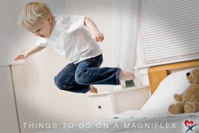Детский ортопедический матрас Magniflex Merino